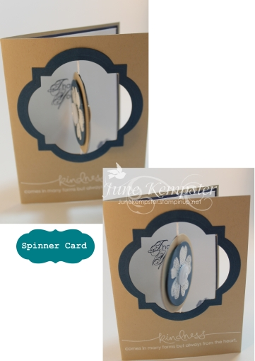 SpinnerCard