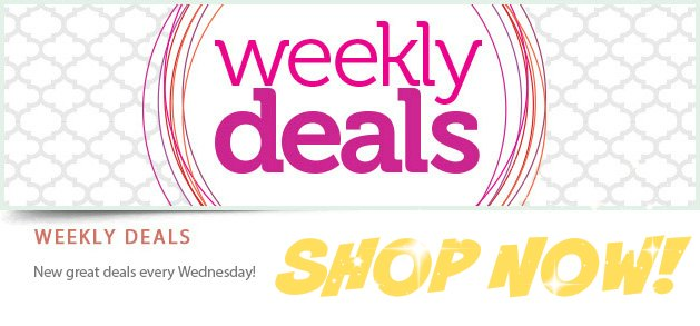Stampin' Up Weekly Deals 29th April – 5th May 2015
