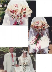 More wedding bouquets