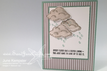 Sprinkles of Life stamp set with Designer Series Paper Stack