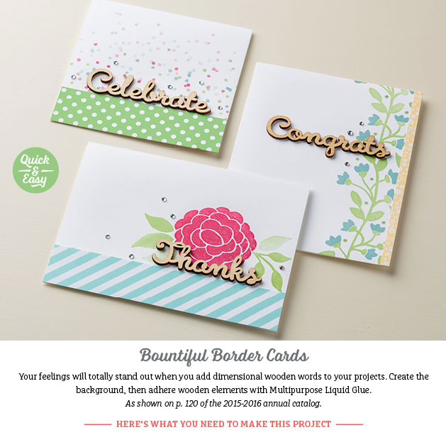 bountiful border cards