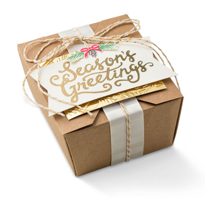 Seasons Greeting Box