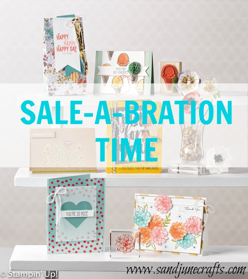 2016 Sale-A-Bration Time