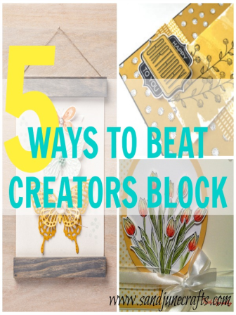5 ways to beat creators block