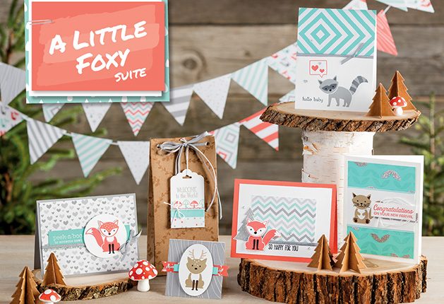Oh, So Suite! –  A Little Foxy!