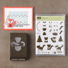 Foxy Friends Photopolymer Bundle1