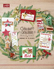 Stampin' Up! 2016 Holiday Catalogue