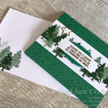 All Is Bright Cards and Envelope