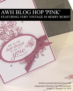 POST INSTAGRAM BLOG HOP PINK